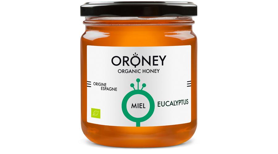 Oroney尤加利樹蜂蜜