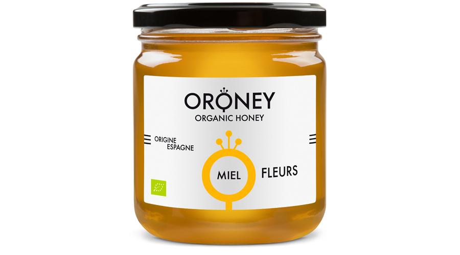 Oroney有機綜合花蜜
