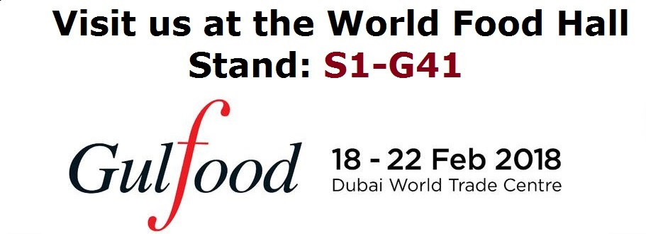 SAVE THE DATE FOR GULFOOD DUBAI!