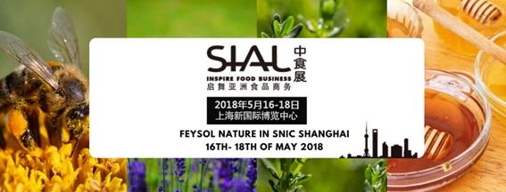 FEYSOL NATURE IN SIAL SHANGAI 2018