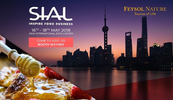 FEYSOL NATURE IN SIAL SHANGAI 2018