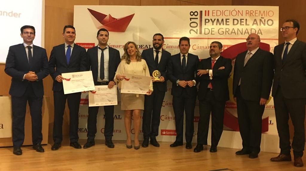 (Spanish) PREMIO PYME DEL AÑO 2018